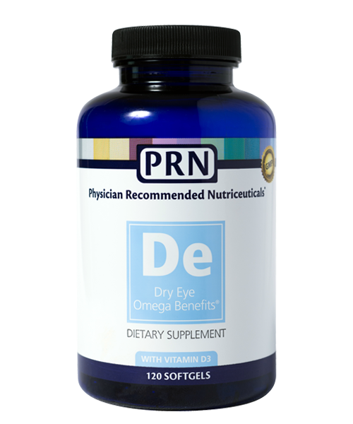 PRN Fish Oil Supplements (omega-3)